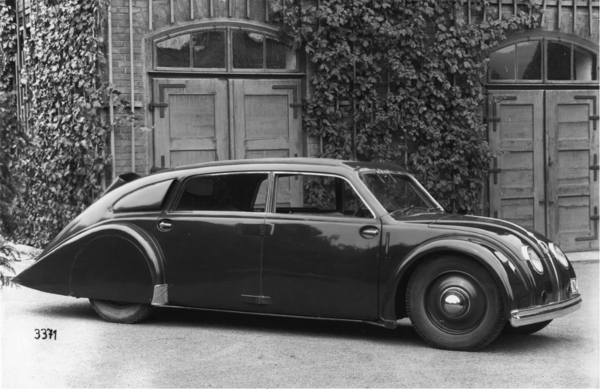 Automobil Tatra 77 z roku 1934
