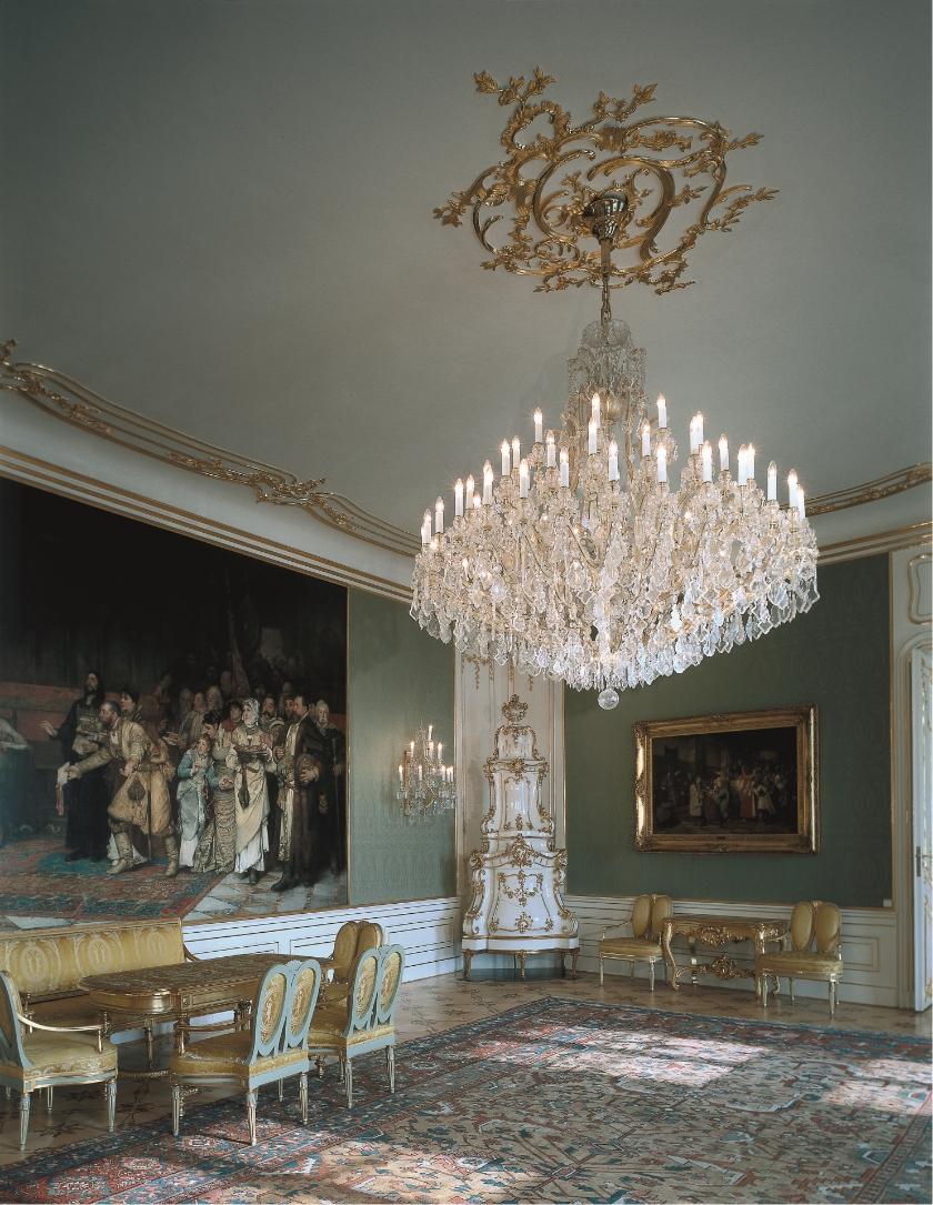 Preciosa czech innovation expo crystal chandelier preciosa aloadofball Image collections